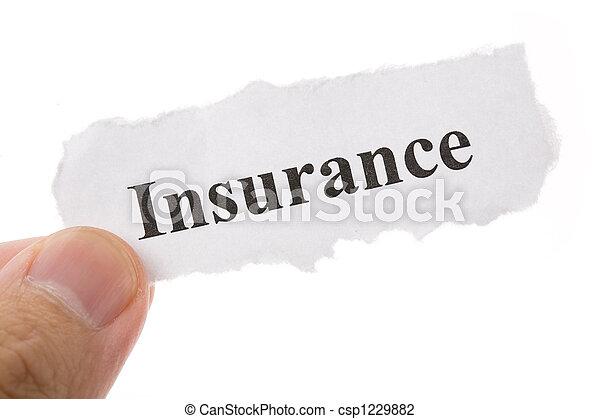 Insurance - csp1229882