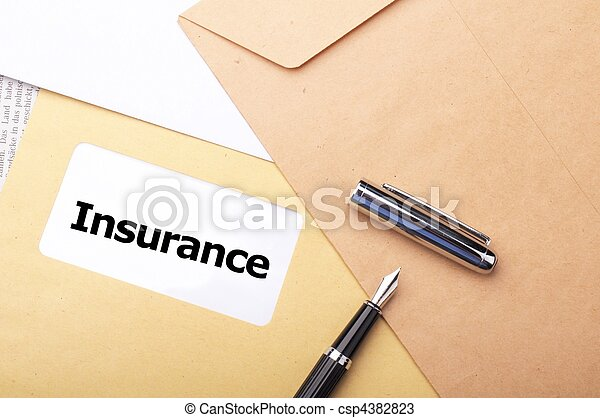 insurance - csp4382823