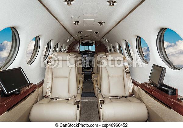 int rieur aviation avion luxe business authentique jet images de stock rechercher des. Black Bedroom Furniture Sets. Home Design Ideas