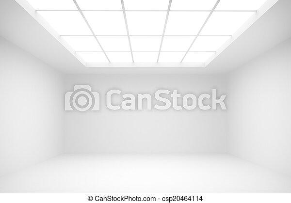 intérieur, blanc - csp20464114