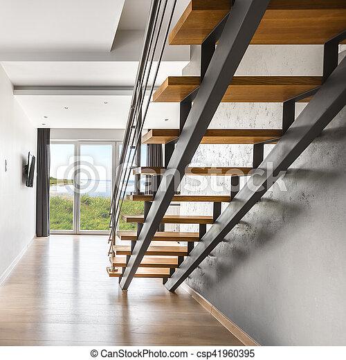 Intrieur Lumire Villa Escalier Villa Lumire