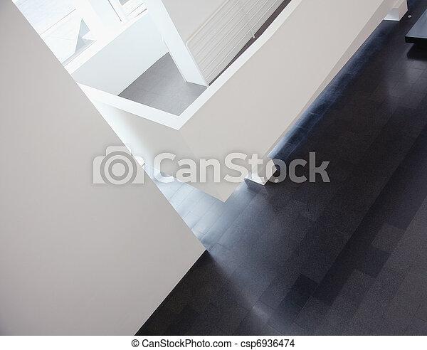 intérieur, moderne - csp6936474
