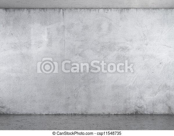Intrieur Mur Blanc Pltre Plancher Mur Pltre Bton