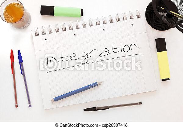 integração - csp26307418