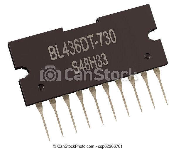 Integrated circuit or micro chip and new technologies on isolated