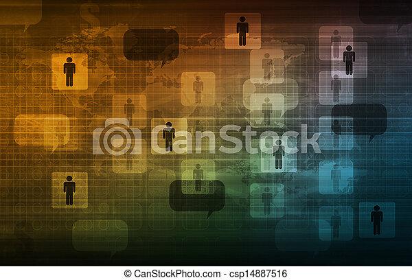 integrovaný, systém - csp14887516