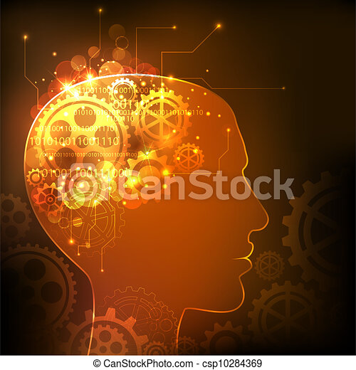 intelligence, humain - csp10284369