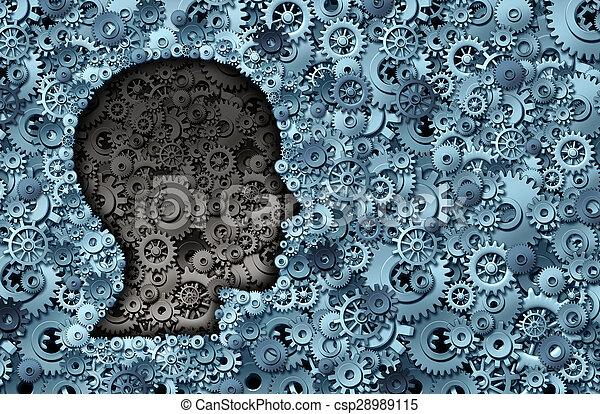 Intelligence Machine - csp28989115
