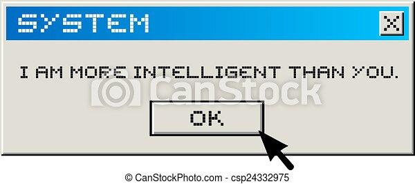 intelligent, plus - csp24332975