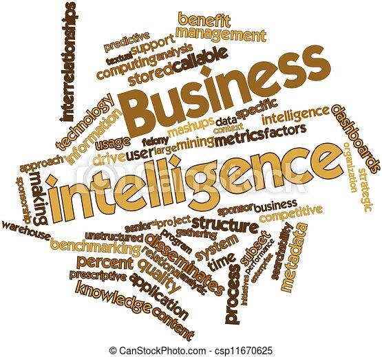 intelligenz, geschaeftswelt - csp11670625