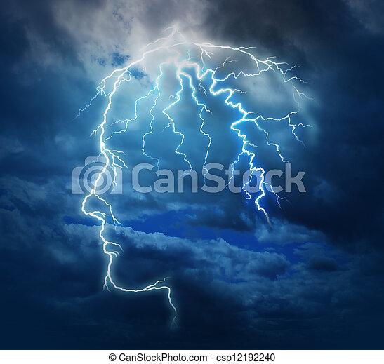 Machtvolle Intelligenz - csp12192240