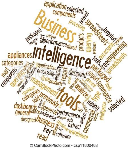 intelligenz, werkzeuge, geschaeftswelt - csp11800483