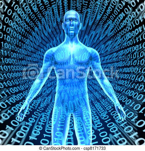 intelligenza, artificiale - csp8171733