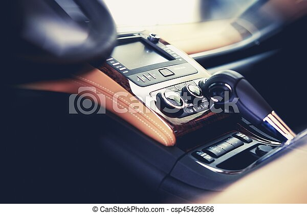 interieur auto schoonmaken csp45428566