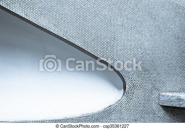 Interior Architectural Detals - csp35361227