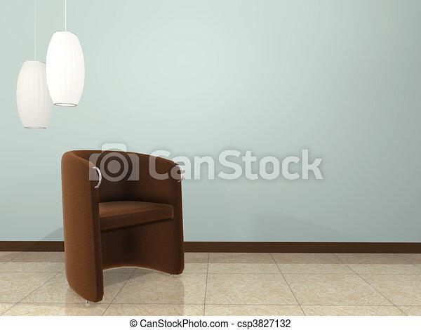 Interior  - csp3827132