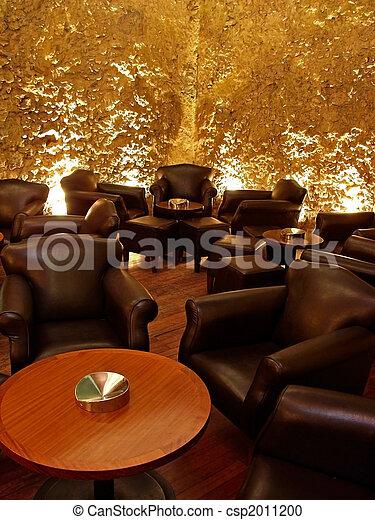 Interior design pub - csp2011200
