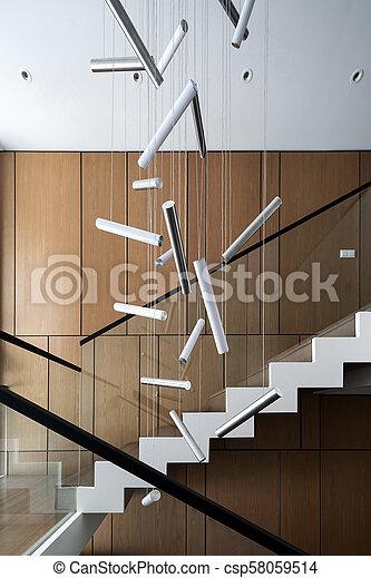 Interior in modern style - csp58059514