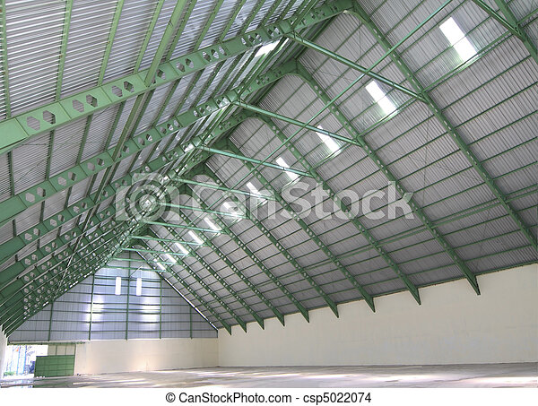 Genial Interior Of Sugar Storage Room   Csp5022074