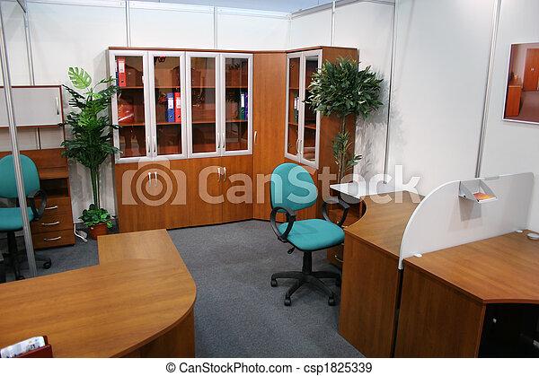 Interior de oficina - csp1825339