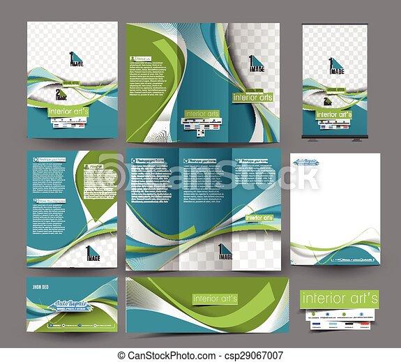 Papelería de diseñador de interiores - csp29067007
