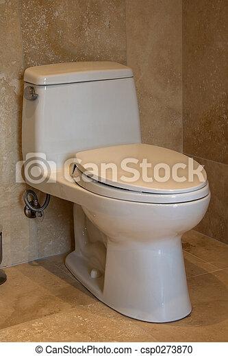 interior toilet - csp0273870