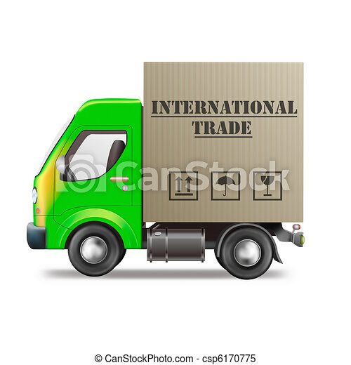 internatinal, commercer - csp6170775