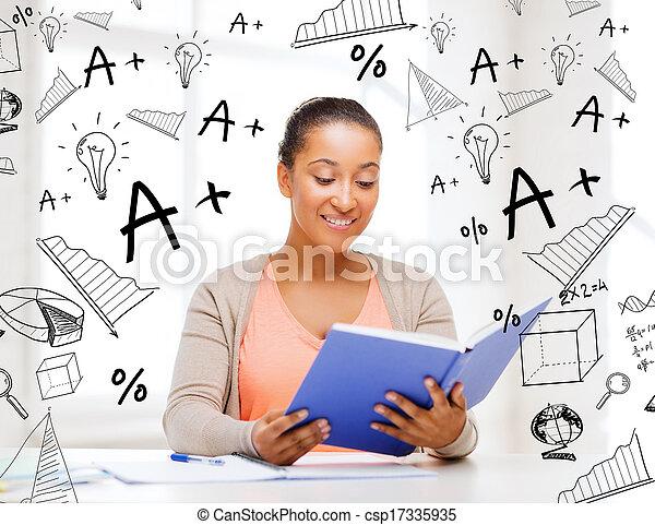 international, étudiant université, étudier - csp17335935