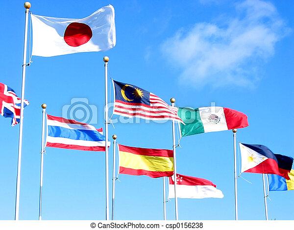 international, 2, business - csp0156238