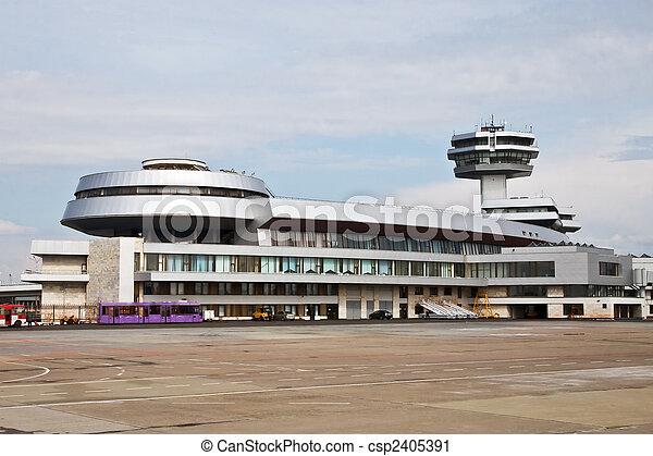 International airport - csp2405391
