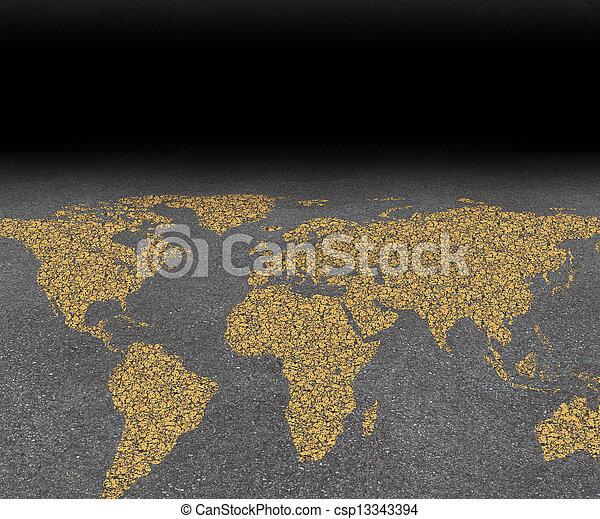 International City travel - csp13343394