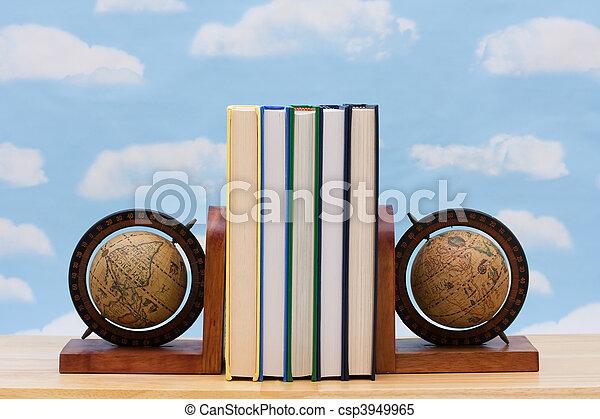 International education  - csp3949965