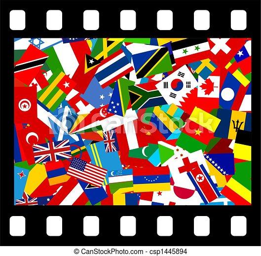 international film - csp1445894