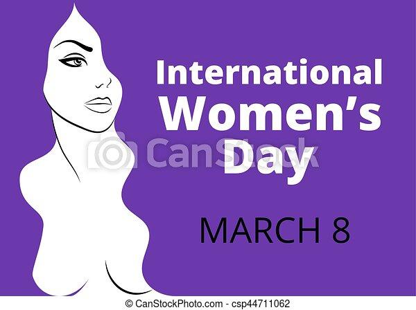 International womens day - csp44711062