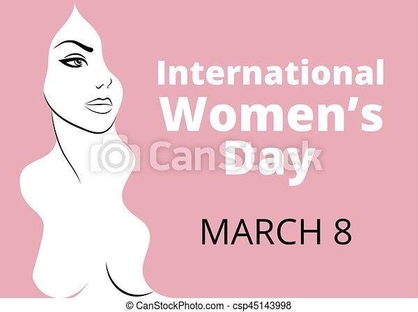 International womens day - csp45143998