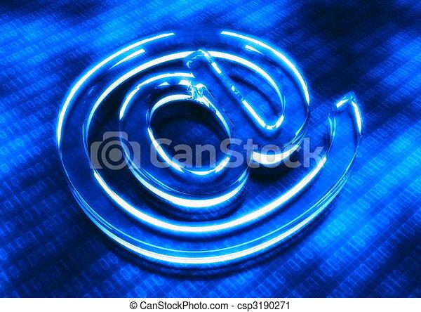 Internet Icon - csp3190271