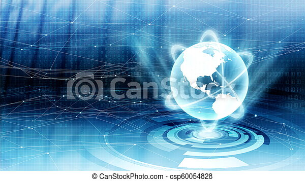 Internet and information technology concept Internet and information technology concept - csp60054828