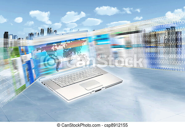 Internet and information technology - csp8912155