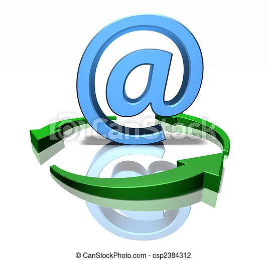 Internet - csp2384312