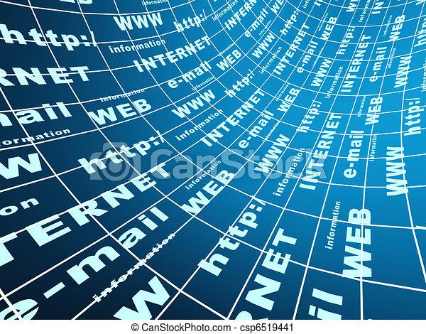 internet - csp6519441