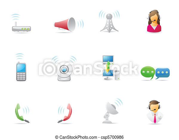 Internet & Communications icon - csp5700986