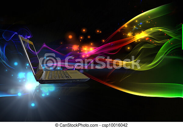 Internet Concept of global business - csp10016042