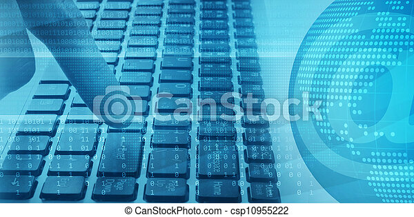 Internet Concept - csp10955222