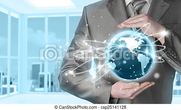 Internet Concept - csp25141128