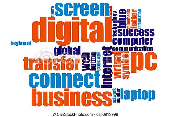 Internet concept - csp6913999