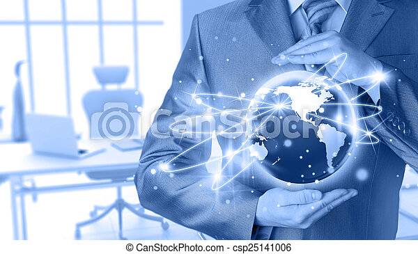 Internet Concept - csp25141006