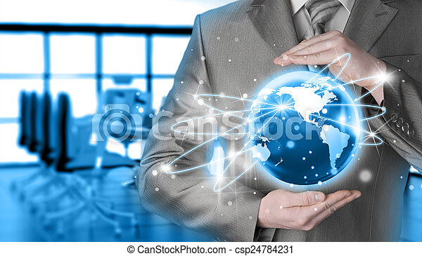Internet Concept - csp24784231