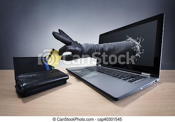 Internet crime and electronic banking security - csp40301545