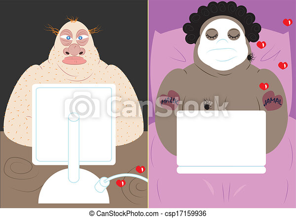 online dating site dangers
