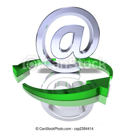 Internet - csp2384414